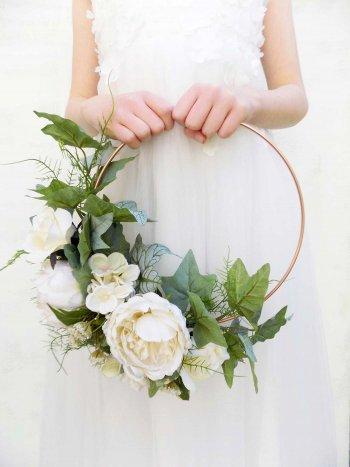 Brautstrauß Ring