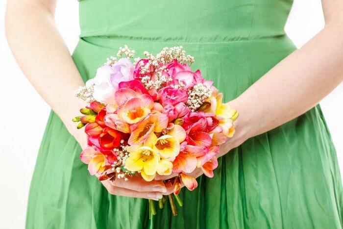 Brautstrauß fürs Standesamt