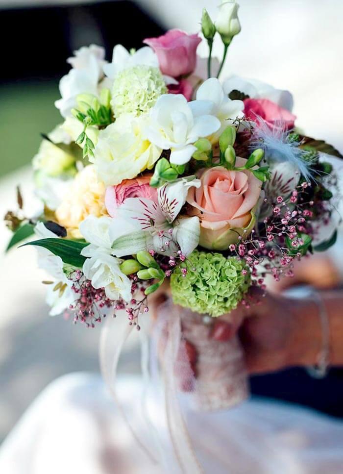 Hochzeitsstrauß Ideen