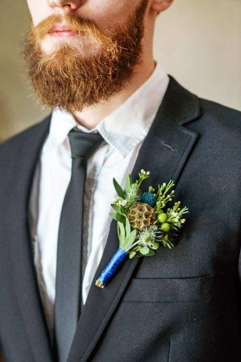 Anstecknadel Hochzeit
