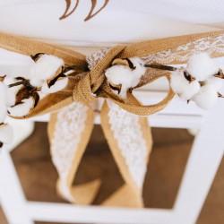 Hochzeitsdeko Landhausstil