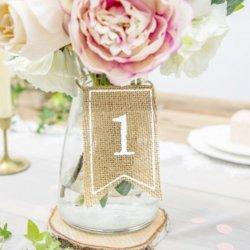 Vintage Tischdeko Hochzeit
