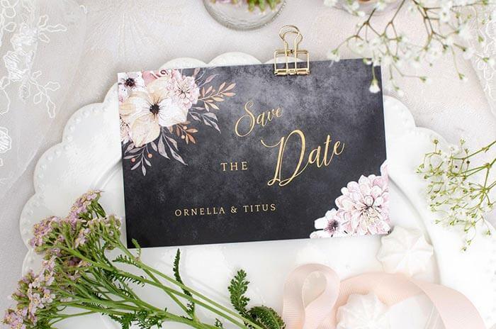 Einladungskarten Save the Date