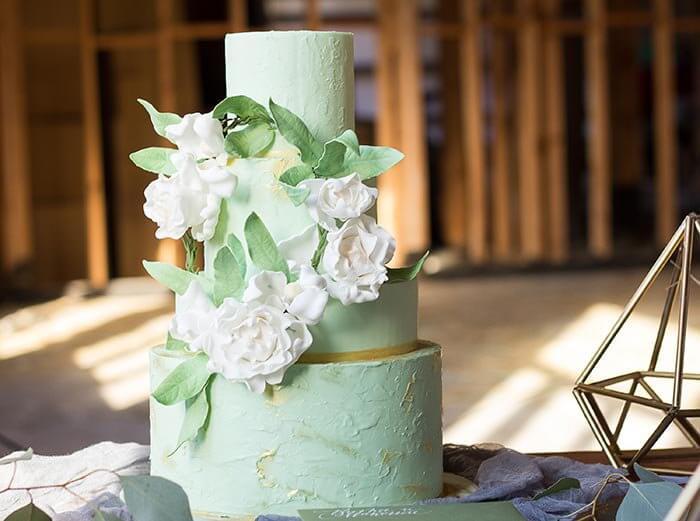 Hochzeitstorte Buttercreme
