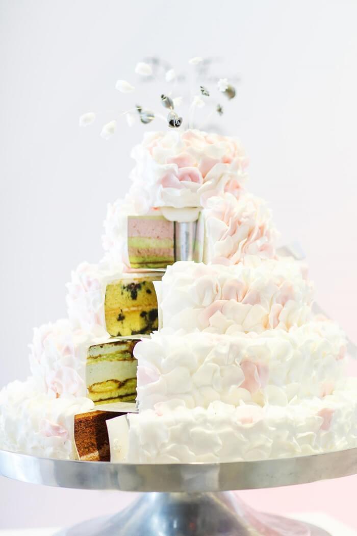 Hochzeitstorten mehrstöckig