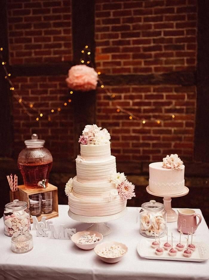 Kuchenbuffet Hochzeit
