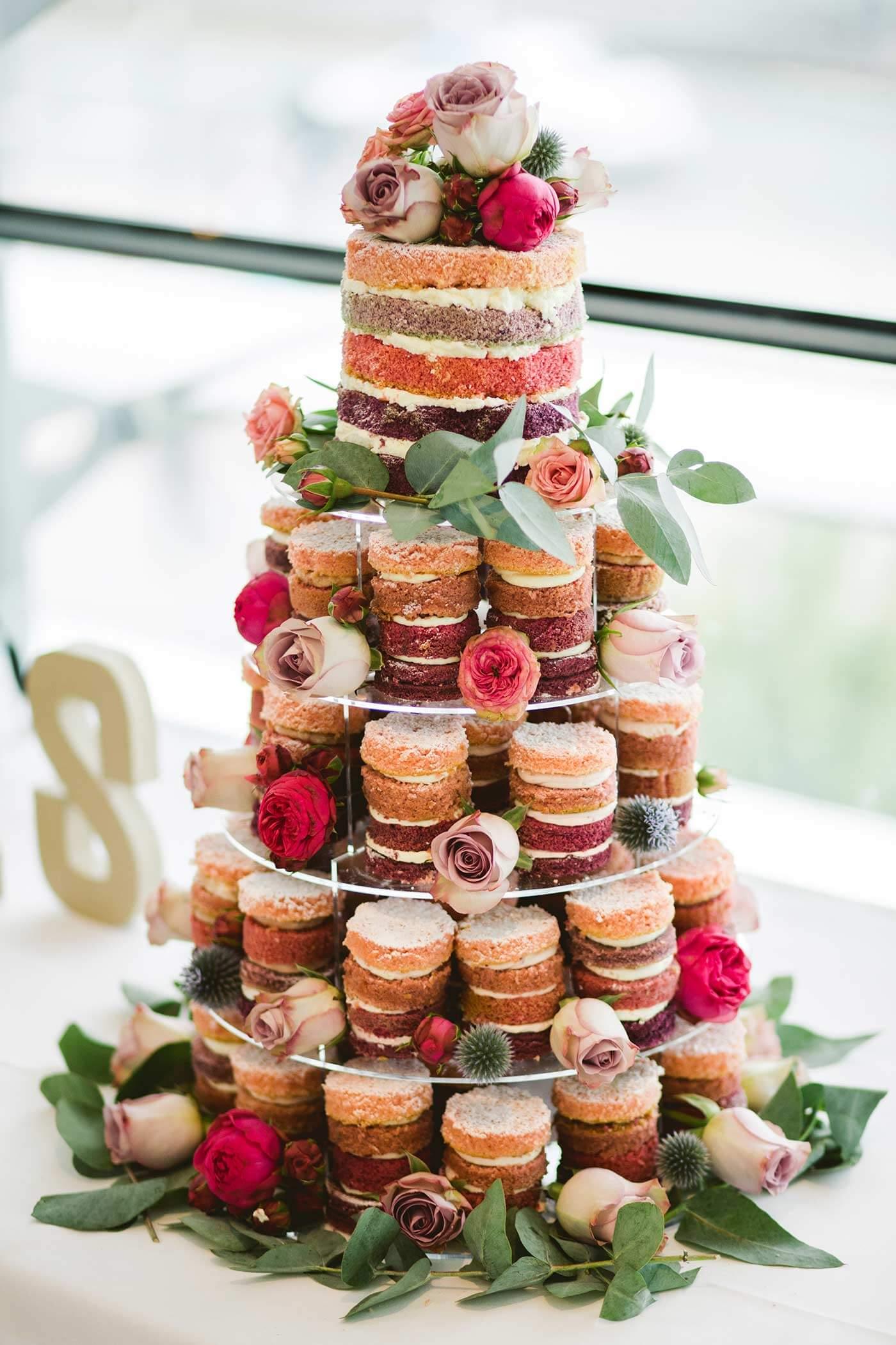 Naked Cake Etagere