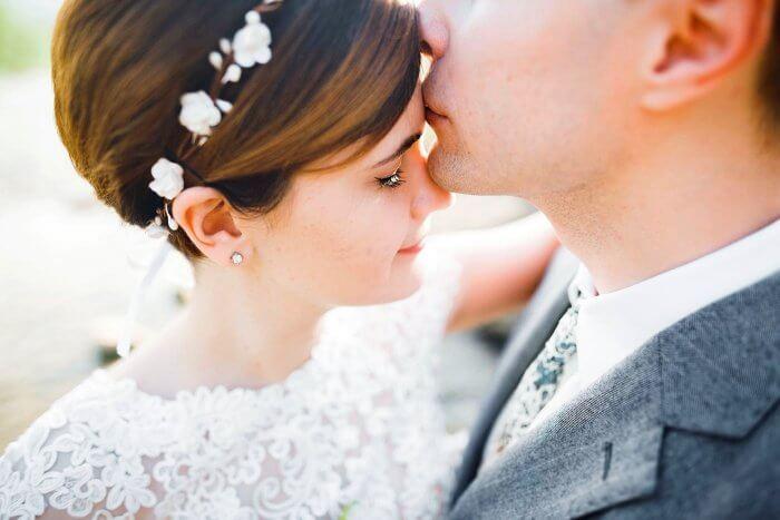 Hochzeit im Christentum