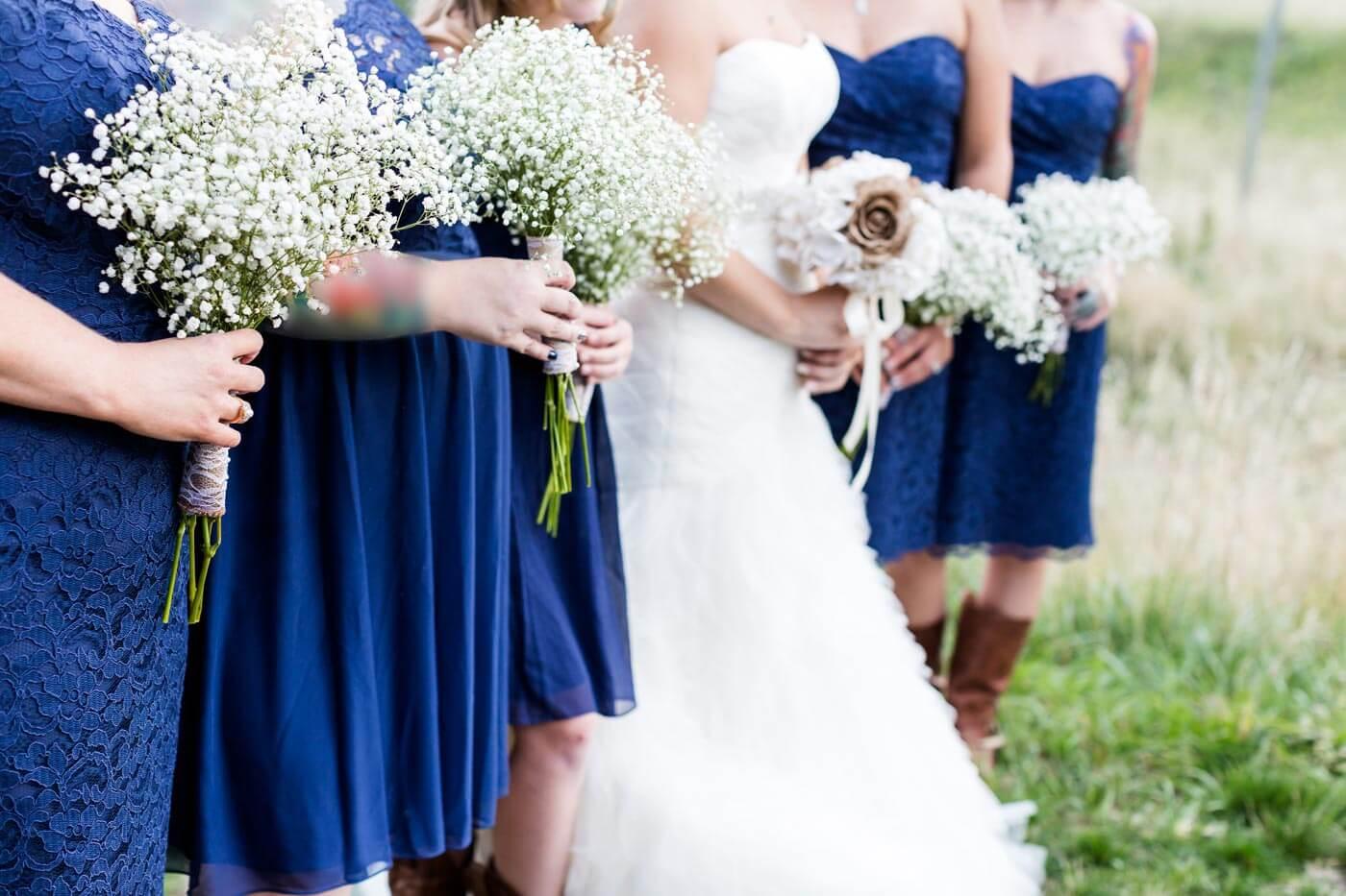 Brautjungfern Outfit