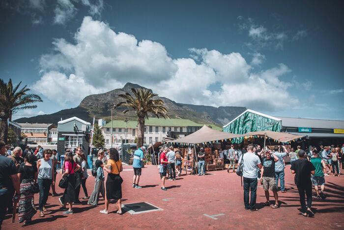 Kapstadt Neighbourgoods-Market