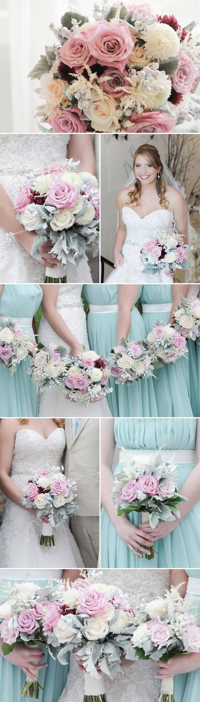 Brautstrauß Beispielbilder