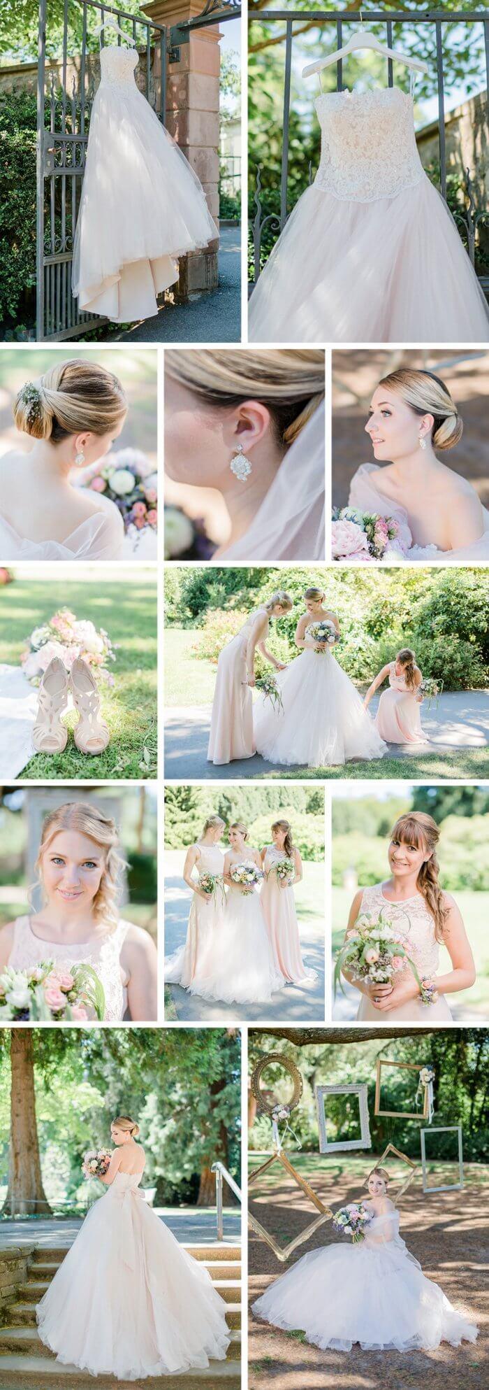Brautkleid Frühling