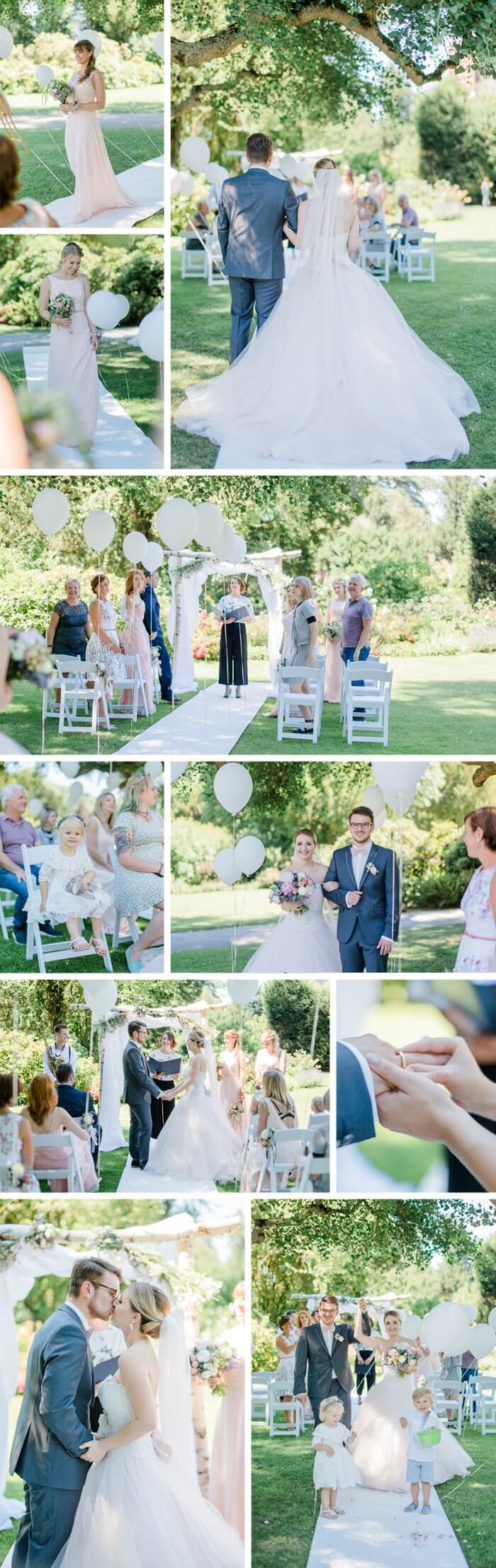 Hochzeit Frühling