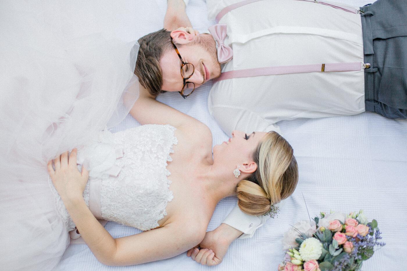 Hochzeit im Mai