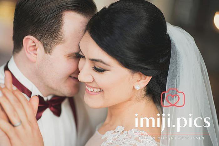 Hochzeitsfotos online sammeln