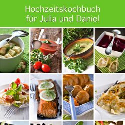 Hochzeitsgeschenk Hochzeitskochbuch