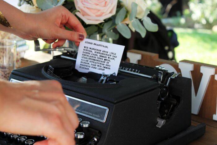 Ideen Gästebuch Hochzeit