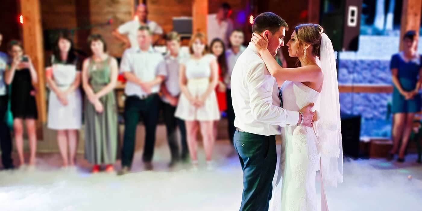 Hochzeitswalzer & Hochzeitstanz Lieder: Unsere Top 20