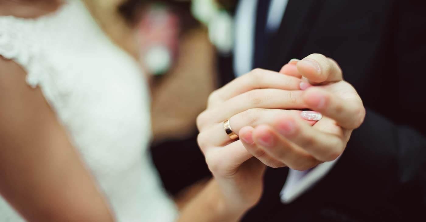 Langsamer Walzer Hochzeit