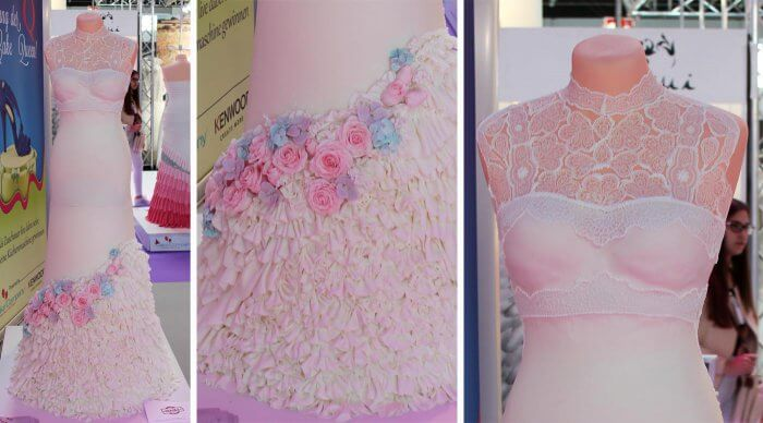 Hochzeitstorten Brautkleider