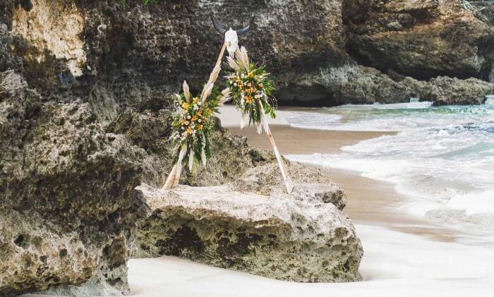 Boho Chic Hochzeit