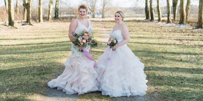 Brautkleid Plus Size