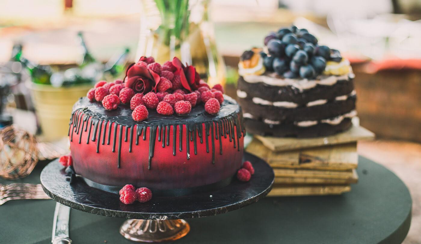 Drip Cake Schoko