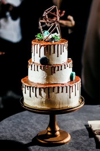 Schoko Drip Cake