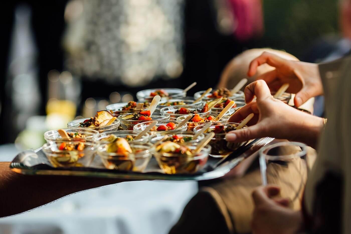 Hochzeit Fingerfood