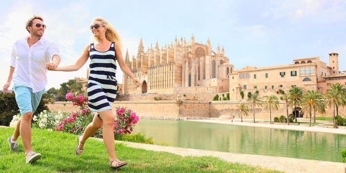 Flitterwochen Europa Mallorca