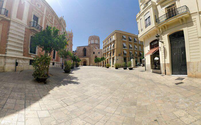 Flitterwochen in Europa - Valencia