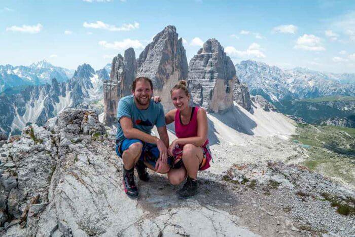 Flitterwochen in Europa - Südtirol
