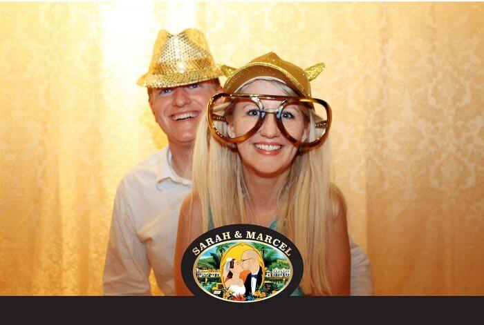 Fotobox zur Hochzeit