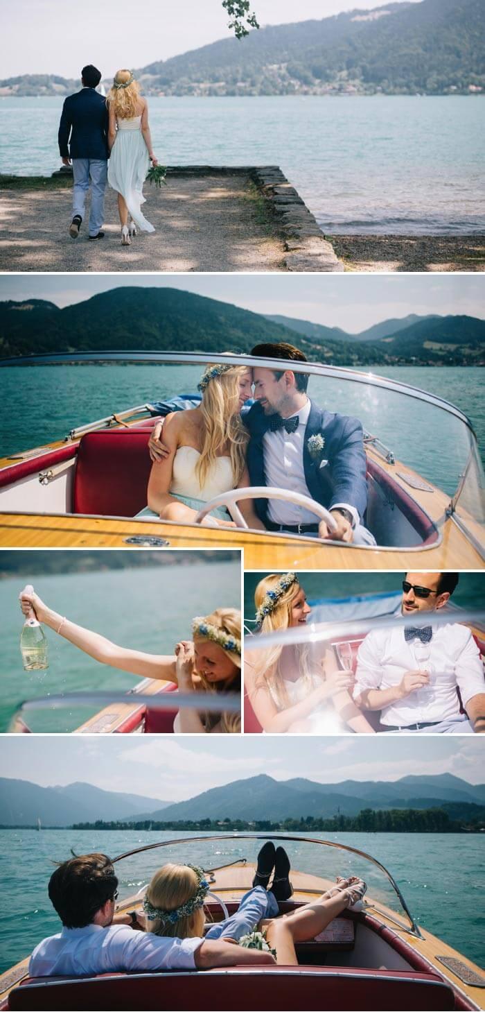 Hochzeitstag zu Zweit