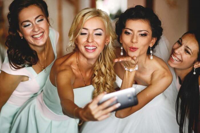 Gästefotos Hochzeit
