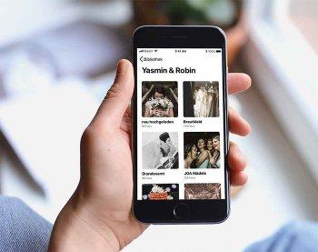 Hochzeit Foto App