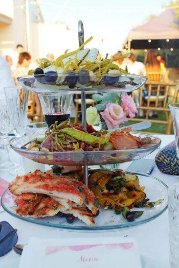 Hochzeitsbuffet Ideen