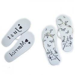 Schuhe mit Schmetterling