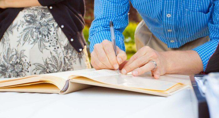 Gästebuch Bilder