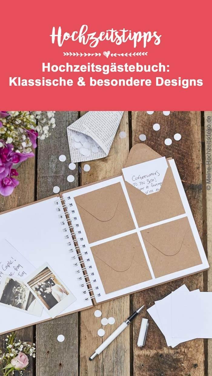 Gästebuch-Ideen