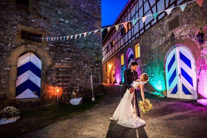Hochzeitsgirlanden