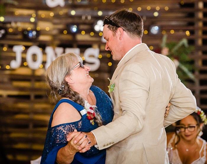 Bräutigam Mutter Tanz Lieder