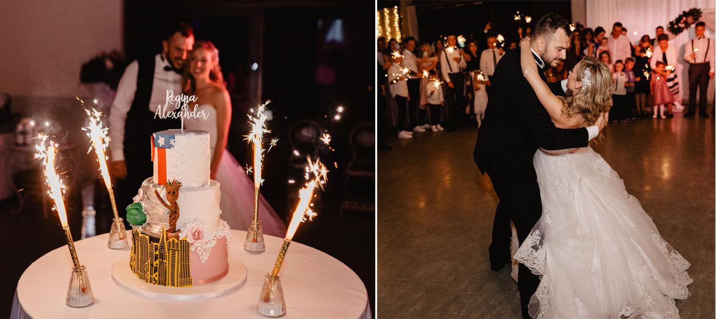 Feiern im Hochzeitssaal