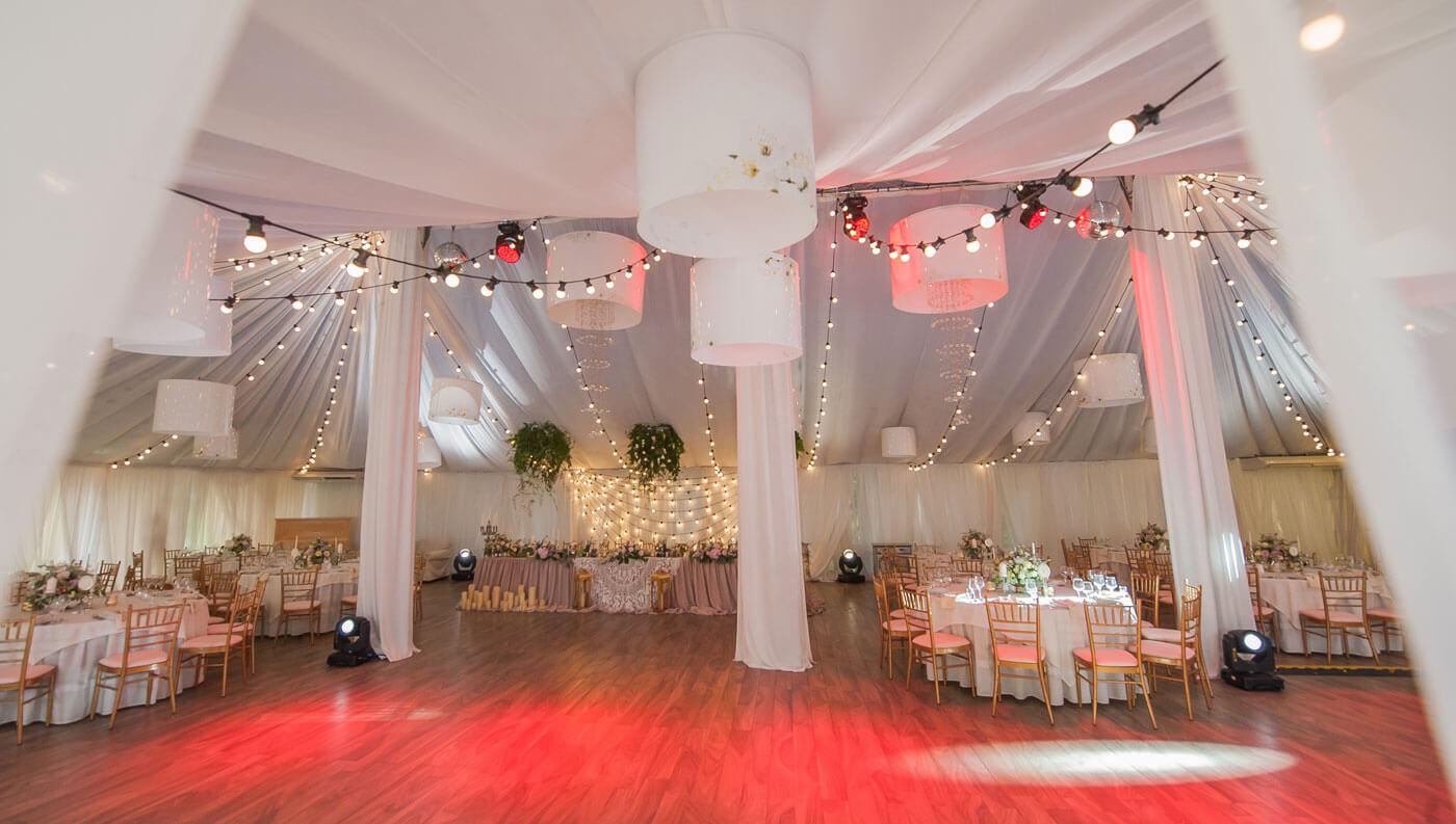 Saal für Hochzeit mieten