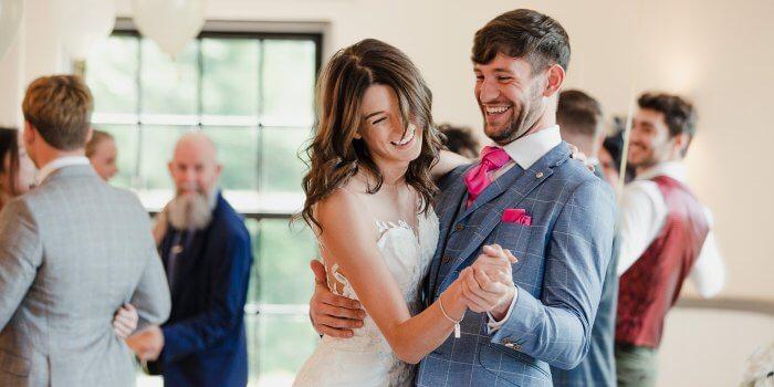 Hochzeitstanz modern