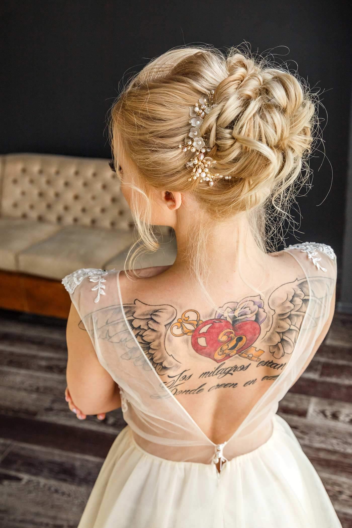 Heirats Tattoo