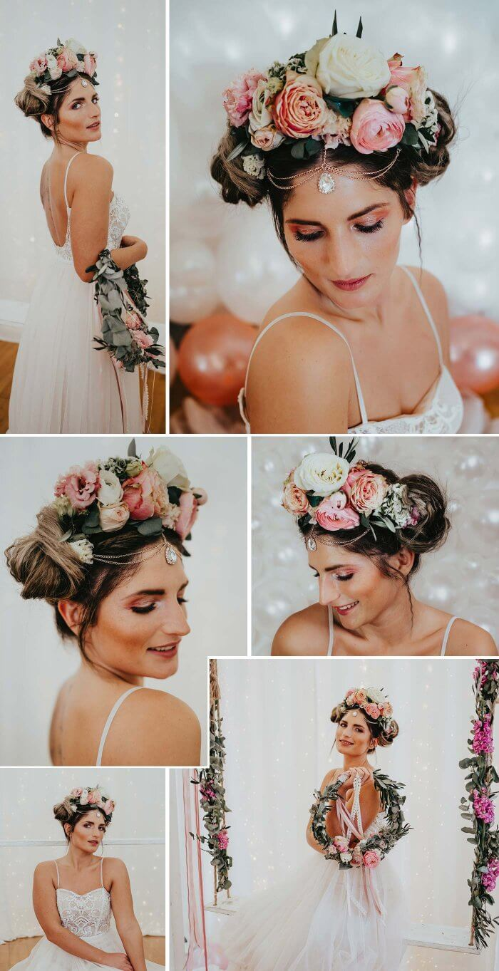 Braut Styling Trends 2020