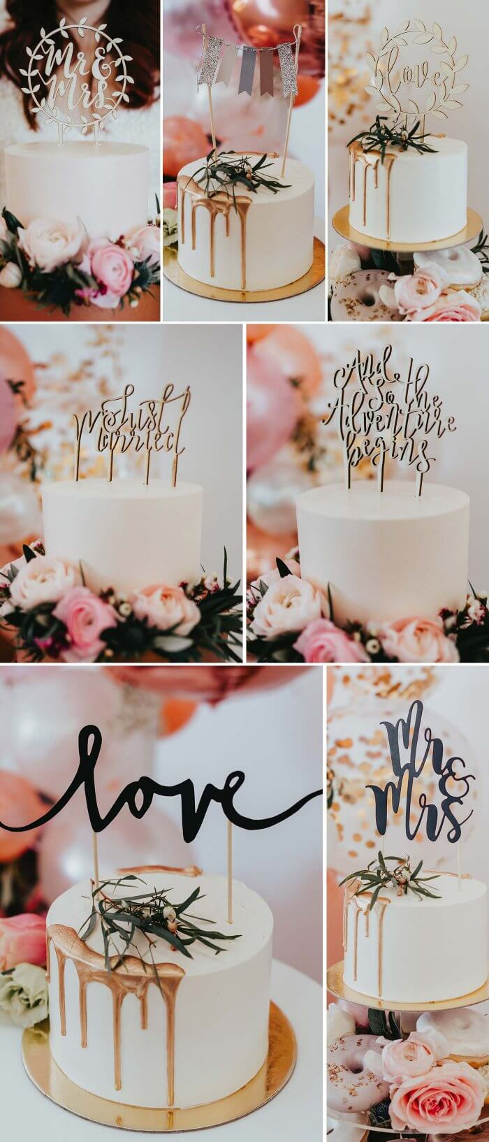 Cake Topper Trends