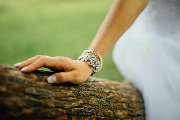 Unendlichkeitszeichen Armband