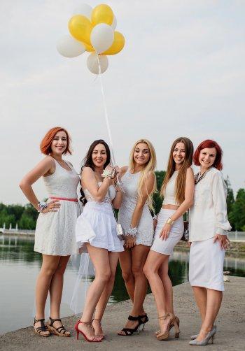 White Party JGA